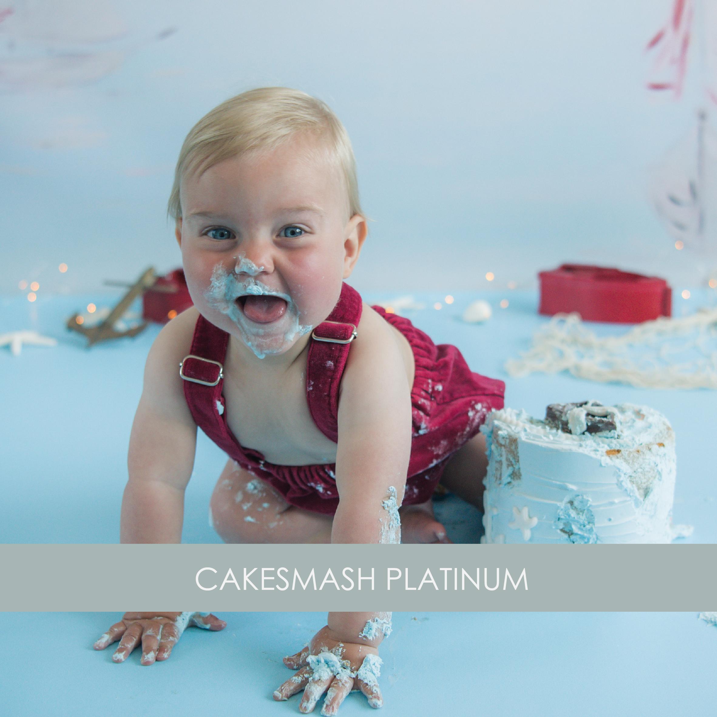 Cakesmash Luxe